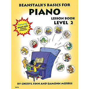 Beanstalk's Basics for Piano
