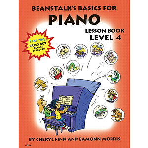 Beanstalk&#039;s Basics for Piano