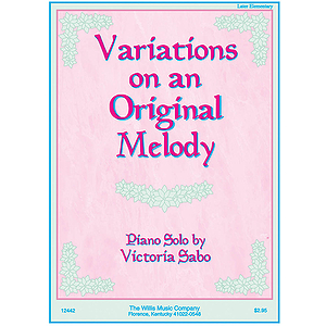 Variations on an Original Melody