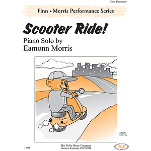 Scooter Ride!