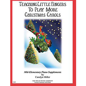 Teaching Little Fingers to Play More Christmas Carols