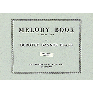 Melody, Book 1
