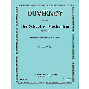 School of Mechanism, Op. 120