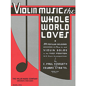 Violin Music the Whole World