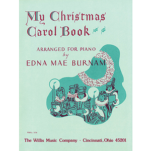 My Christmas Carol Book