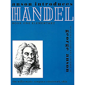 Handel - Short Dance Forms