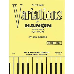 Rhythmic Variations - Hanon, Book 1