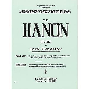 Hanon Studies - Book 2