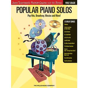 Popular Piano Solos - Grade 1