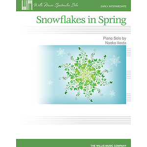 Snowflakes in Spring