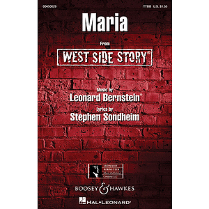 Maria (from West Side Story)