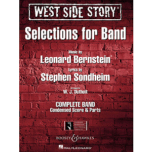 West Side Story - Selections for Band
