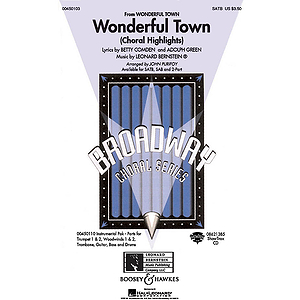 Wonderful Town (Choral Highlights)