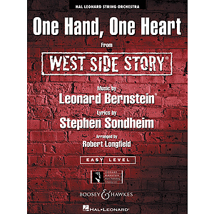 One Hand, One Heart (from West Side Story)