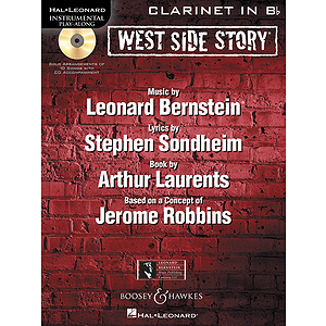 West Side Story for Clarinet