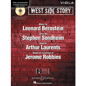 West Side Story for Viola