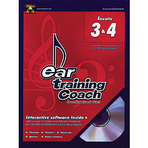 Ear Training Coach - Levels 3 & 4