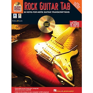 Rock Guitar Tab