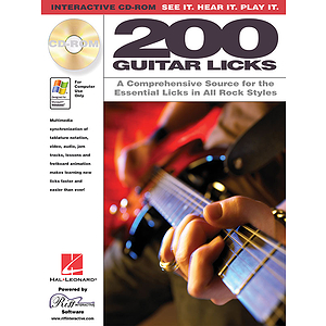 200 Guitar Licks
