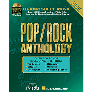Pop/Rock Anthology