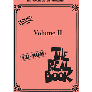 The Real Book - Volume II - Second Edition CD-ROM