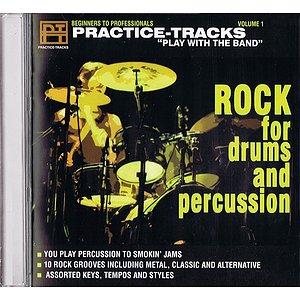 Rock for Drums and Percussion