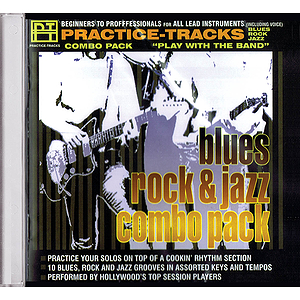 Blues Rock & Jazz Combo Pack