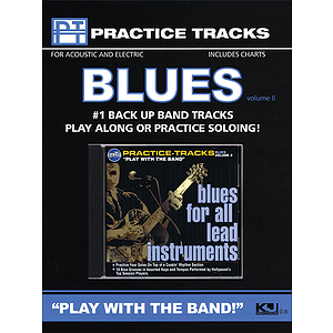Blues for All Lead Instruments - Volume 2