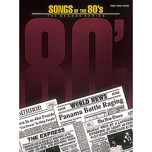 Songs of the 1980's