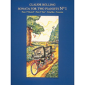 Claude Bolling - Sonata for Two Pianists No. 1
