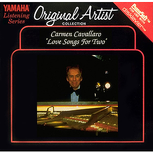 Carmen Cavallaro - Love Songs For Two