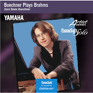 Buechner Plays Brahms