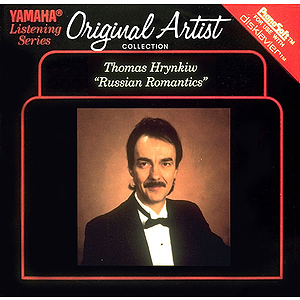 Thomas Hrynkiw - Russian Romantics