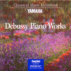 Debussy Piano Works