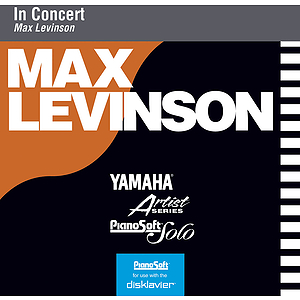Max Levinson - In Concert