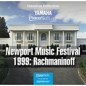 Newport Music Festival 1999: Rachmaninoff
