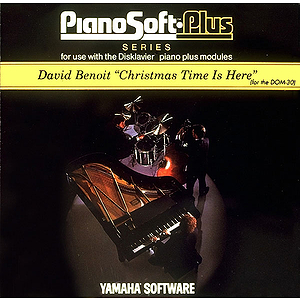 David Benoit - Christmas Time Is Here