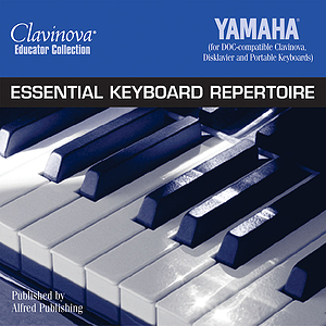 Essential Keyboard Repertoire