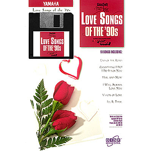 Love Songs Of The 90s - E-Z Play Today