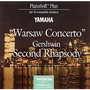 George Gershwin - Warsaw Concerto/ Second Rhapsody