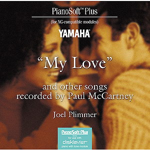 My Love and Other Songs Recorded by Paul McCartney
