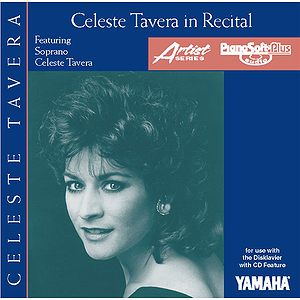 Celeste Tavera in Recital