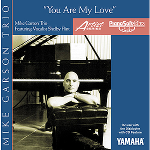 Mike Garson Trio - You Are My Love