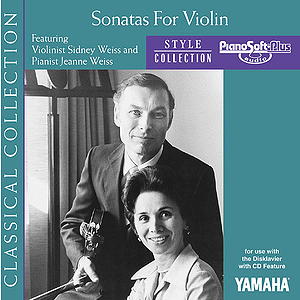 Sonatas for Violin