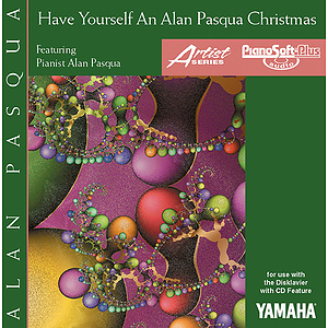 Have Yourself an Alan Pasqua Christmas