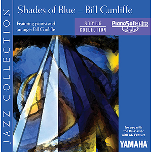 Shades of Blue - Bill Cunliffe
