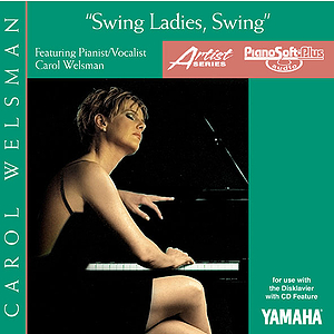 Swing, Ladies, Swing - Carol Welsman