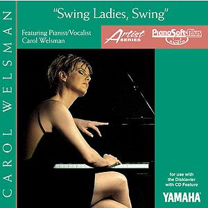 Swing, Ladies, Swing - Carol Welsman