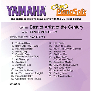 Elvis Presley - Best of Artist of the Century