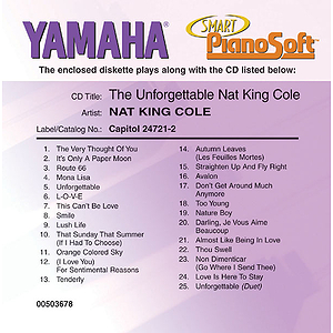 The Unforgettable Nat King Cole